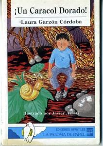 Laura Garzón para La Paloma de papel de Ediciones Marte.