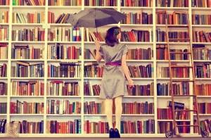 Para elegir libros, los lectores