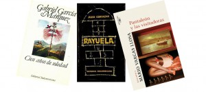 Tres maestros de la narrativa sudaméricana