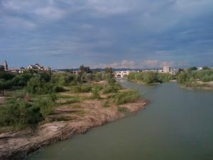 Córdoba desde el puente nuevo