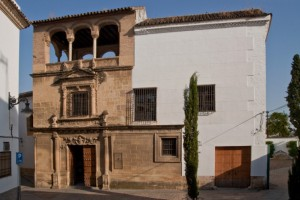Fachada Palacio de Orive