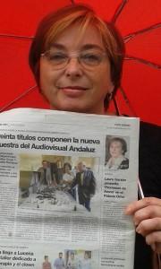 Promesas de arena en el Diario Córdoba de 16/11/2015
