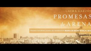 Booktrailer Promesas de arena