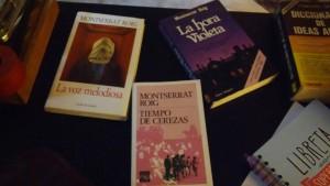 Libros Montserrat Roig