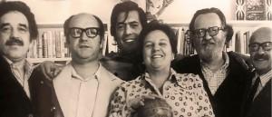 Boom-latinoamericano, escritores con su agente, Carmen Balcells