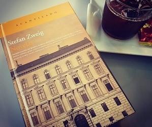 Stefan Zweig. Novelas. Editorial Acantilado