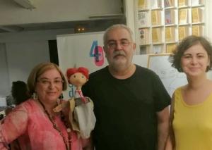 Presentación en librería Rafael Alberti - Madrid