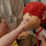 Tikismikis y bebé